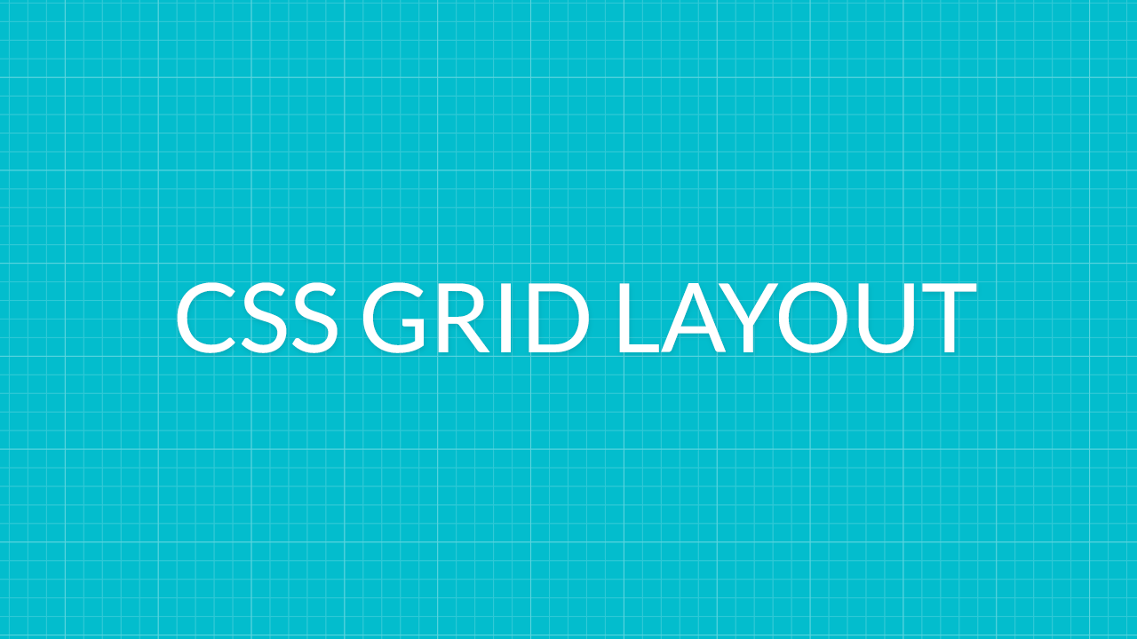 CSS-Grid-Layout