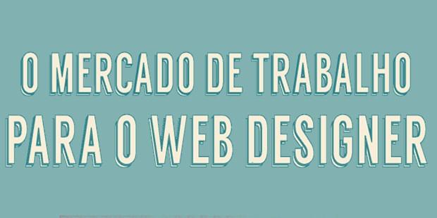 O mercado de trabalho para o web designer