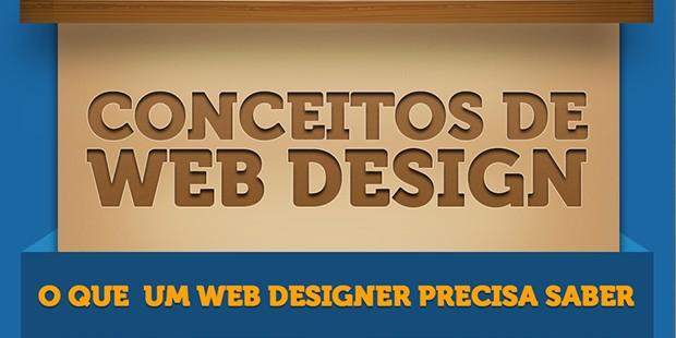 Conceitos de Web Design - O que todo web designer precisa saber