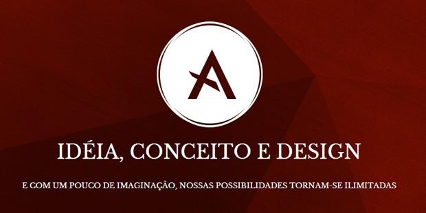 ideia, conceito e design