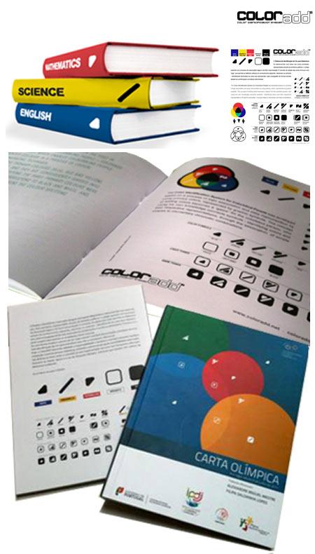 ColorADD Livros e Manuais