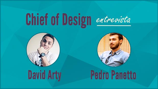 Chief of Design entrevista Pedro Panetto