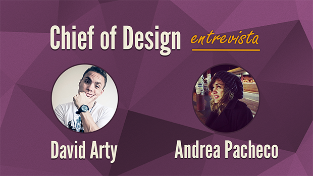 chief of design entrevista andrea pacheco