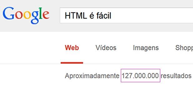 HTML fácil