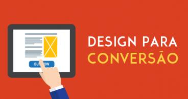 design aplicado a conversão