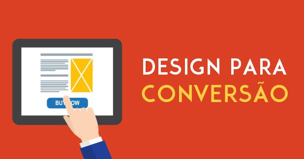 design para conversao
