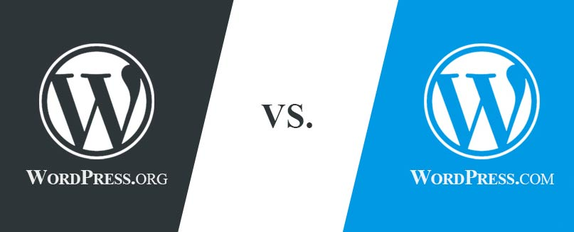 wordpress.org versus wordpress.com