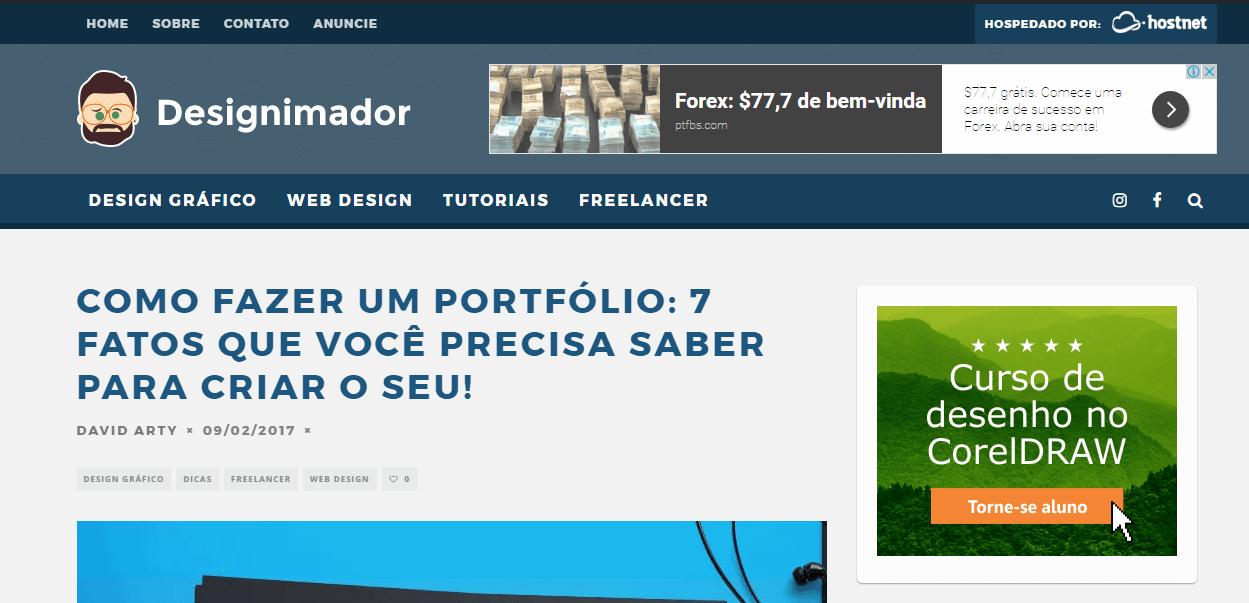 Designimador - blog de desgin