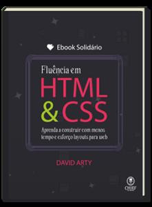 ebook solidario fluência em HTML&CSS