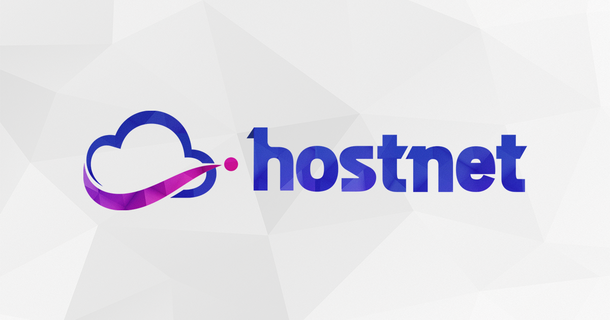Hostnet - Hospedagem de sites