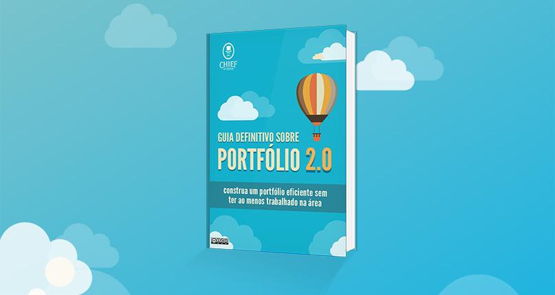 Tudo sobre Web Design - 50 perguntas e respostas - imagem do ebook guia definitivo sobre portfólio