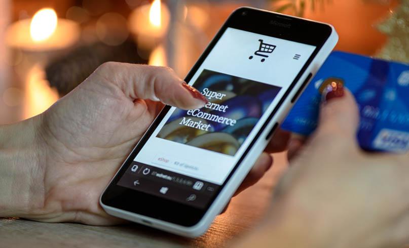 smartphones tablets compras online