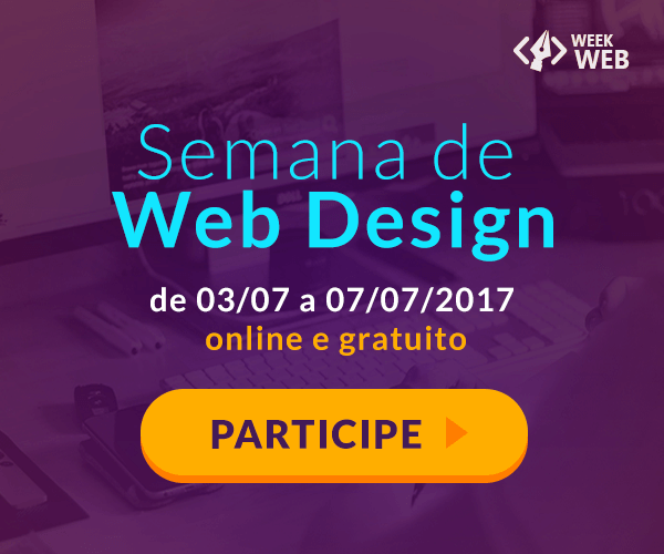 WeekWeb - Semana de Web Design