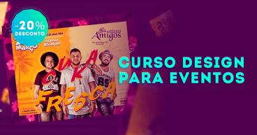 DESIGN PARA EVENTOS - CURSO