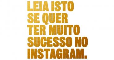 capa do livro Leia isto se quer ter muito sucesso no instagram
