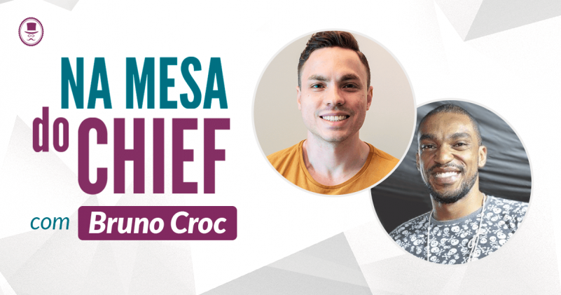 Na Mesa do Chief -David Arty e Bruno Croc