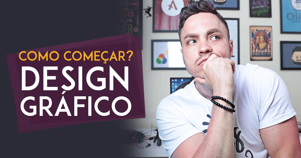 Curso de Design gráfico: Como começar?
