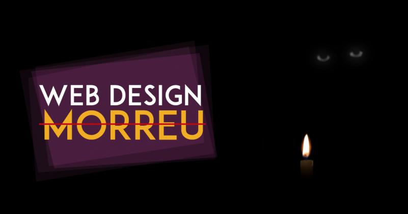 Web Design Morreu