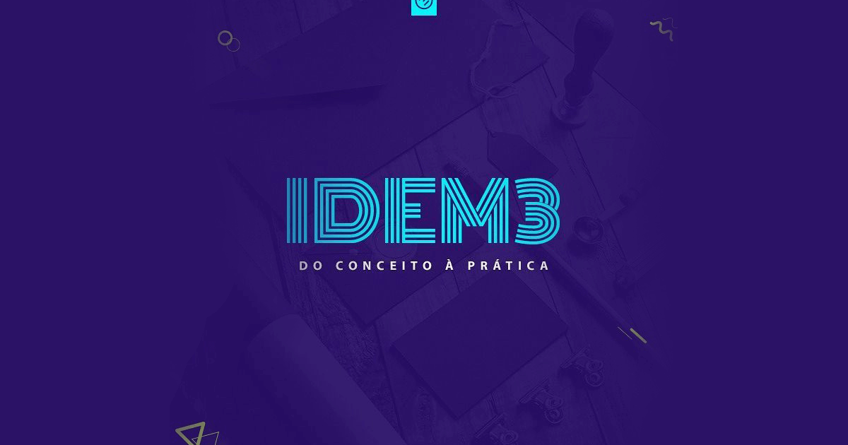 IDEM3 - Curso de Identidade Visual Online - Do Conceito à prática