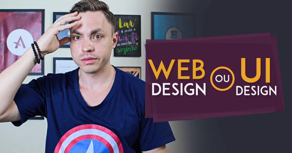 Web Design ou UI Design