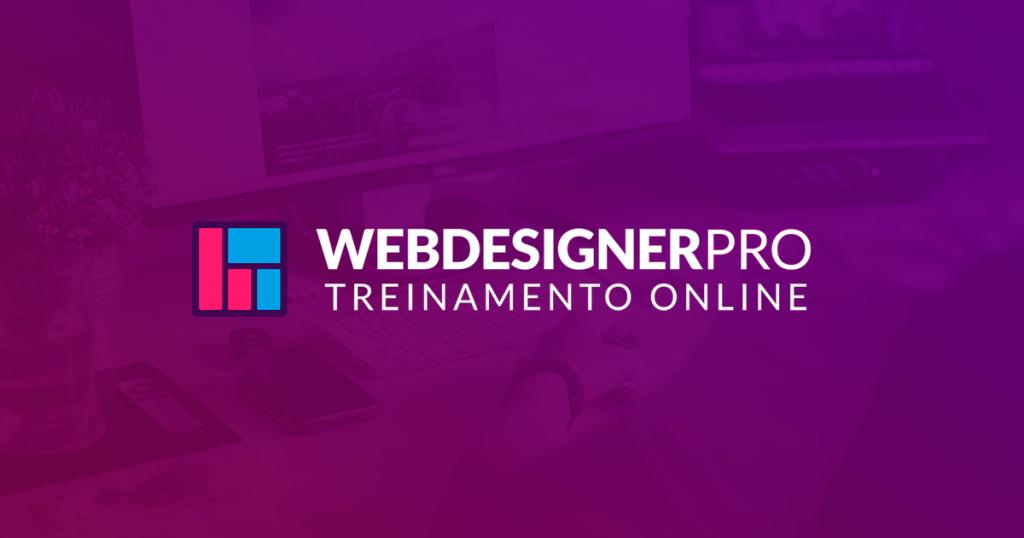 Web Designer PRO- Treinamento online - Curso de web Design Online