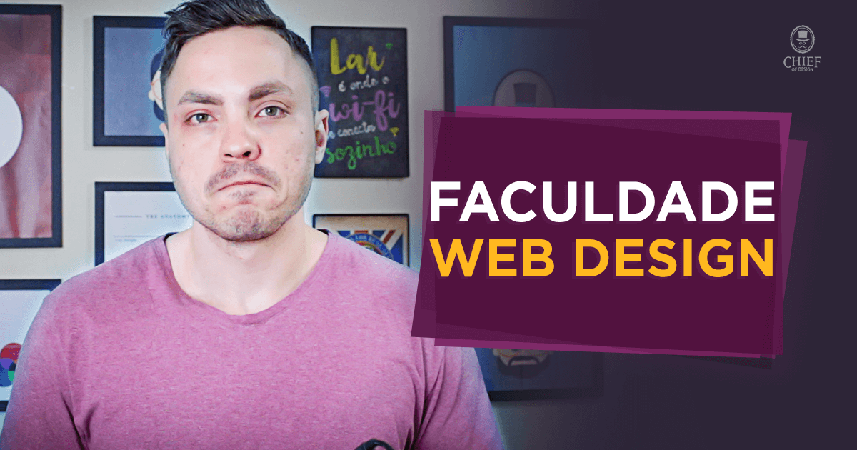 Faculdade de Web Design