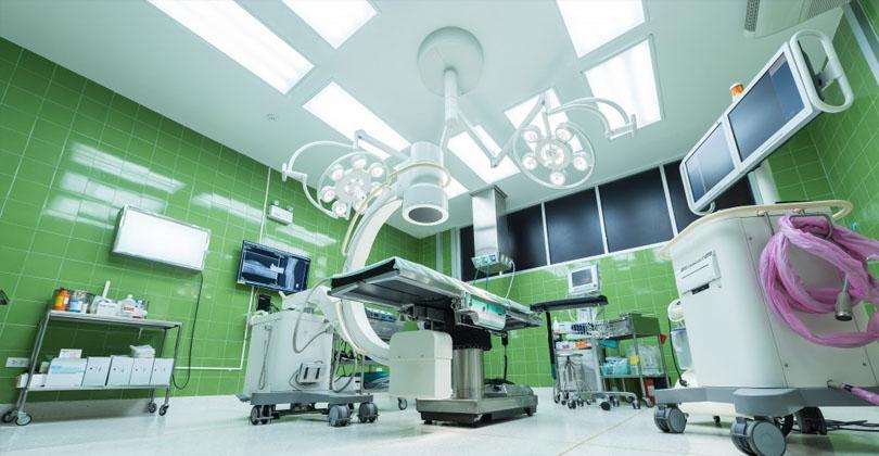 psicologia das cores ambiente hospitalar