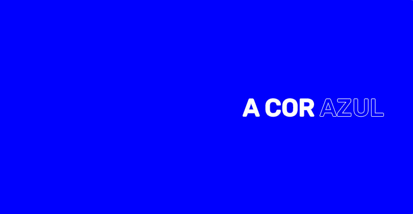 Significados da cor azul