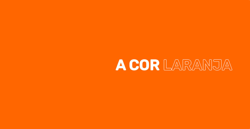 Significados da cor laranja