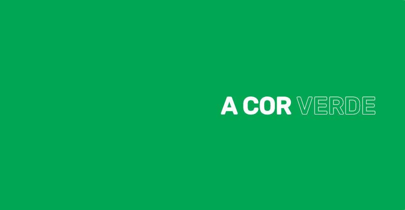 Significados da cor verde