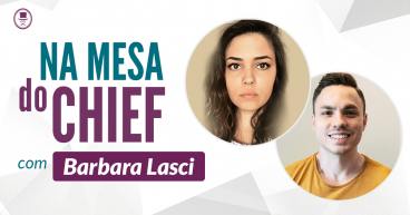 Barbara Lasci da La Social - Na mesa do Chief