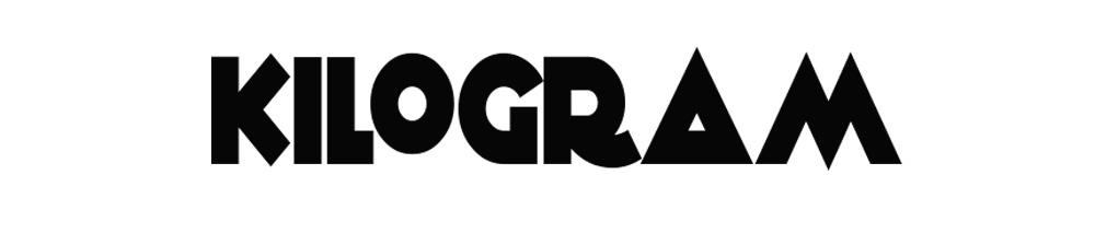 tipografia - kilogram
