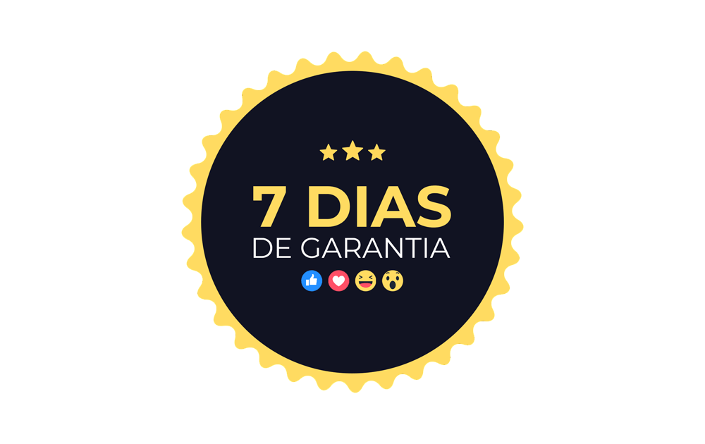 Curso Social Media Design - Garantia de 7 dias