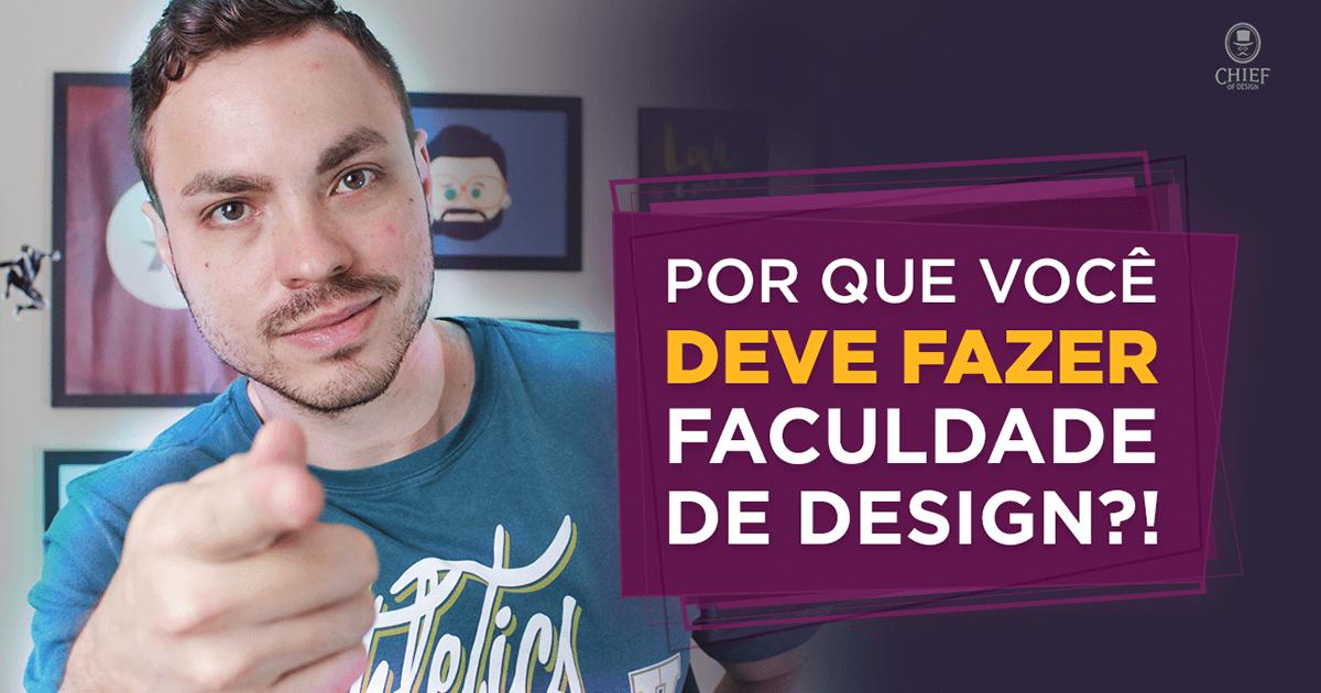 Por que você deve fazer faculdade de design agora?
