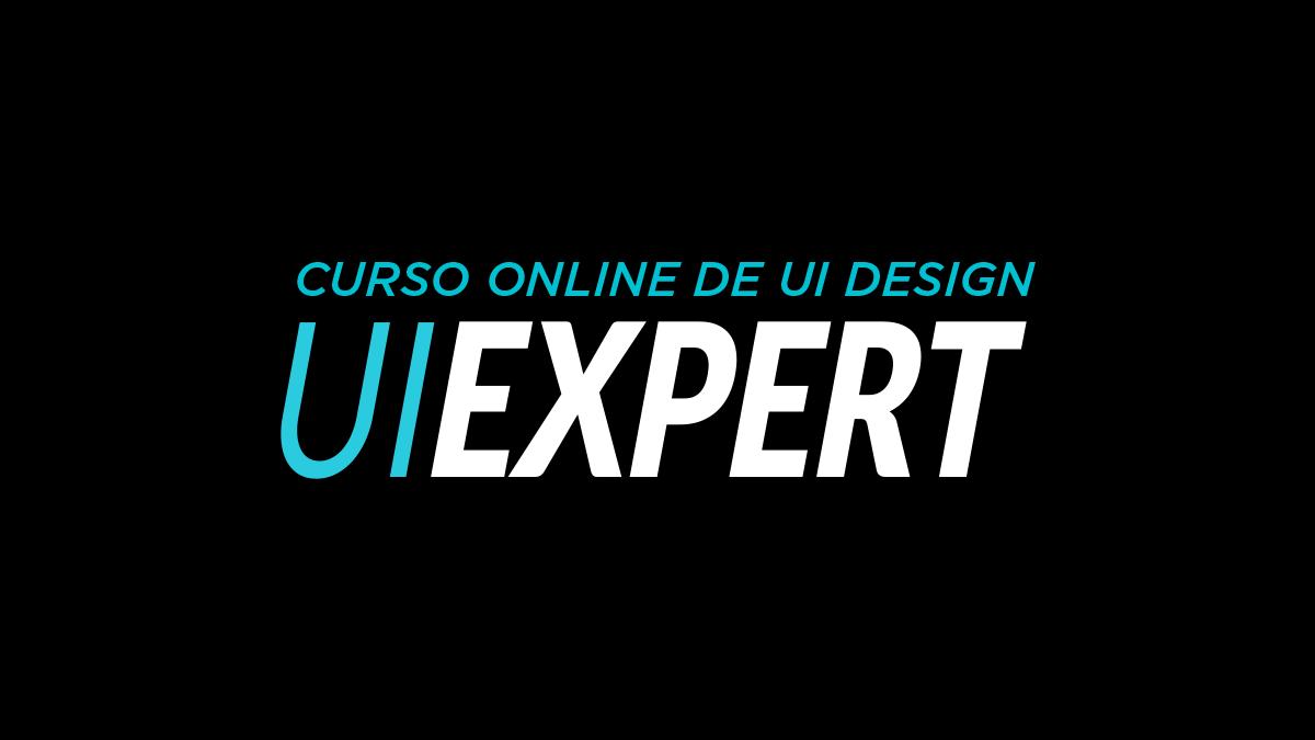 UI EXPERT - curso online de ui design