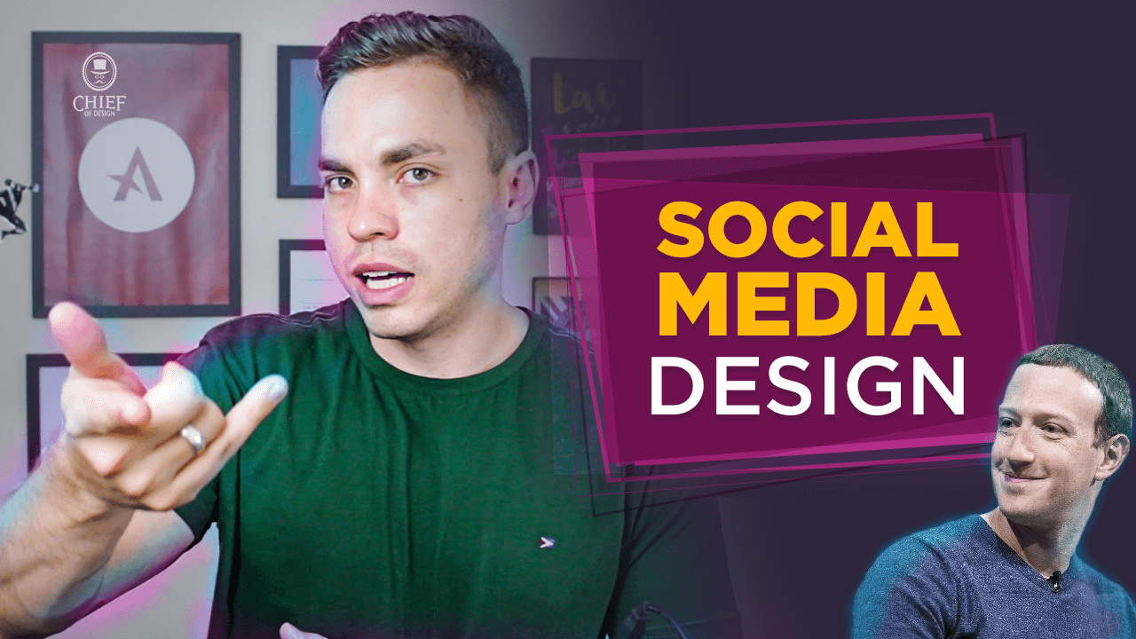 Social Media Design - Design para Redes Sociais