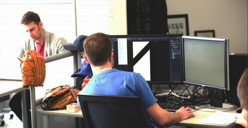 O mercado de trabalho design gráfico