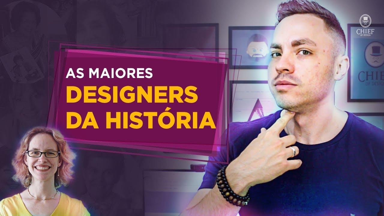 11 grandes MULHERES na história do Design