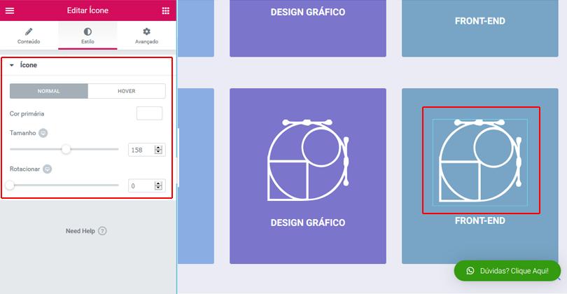 estlização SVG
