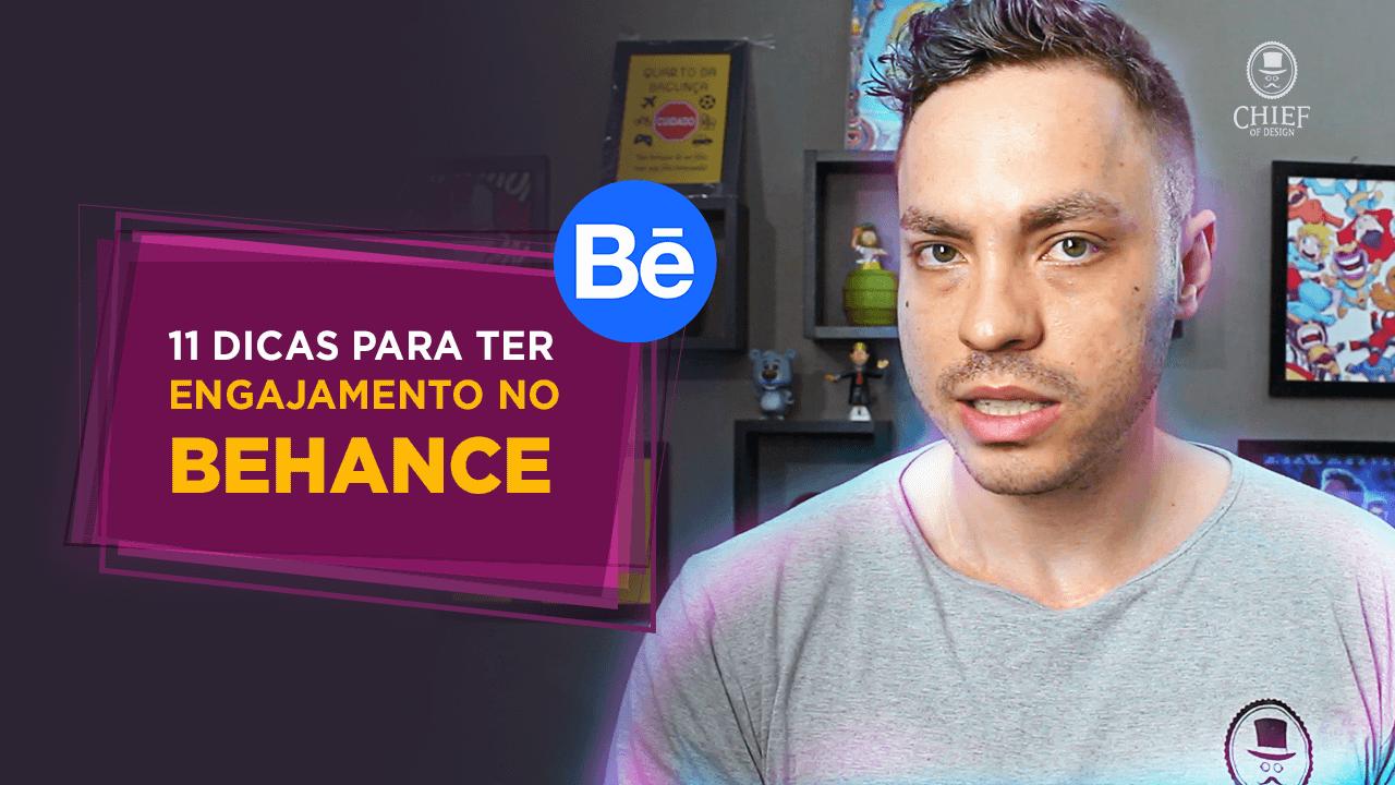 11 dicas para ter mais engajamento no Behance